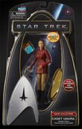 Playmates 2009 Warp Collection Cadet Uhura