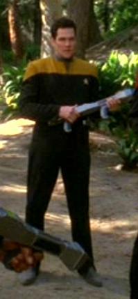 Ramirez on Vandros IV