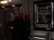Sisko stellt die Pläne vor