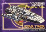 Star Trek Deep Space Nine - Season One Card091