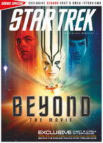Star Trek Magazine Movie Special 2016 cover