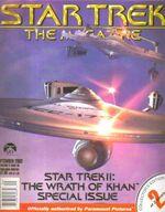 Star Trek The Magazine volume 3 issue 5 cover 2