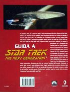 Star Trek The Next Generation Companion, Italy 2nd edition back
