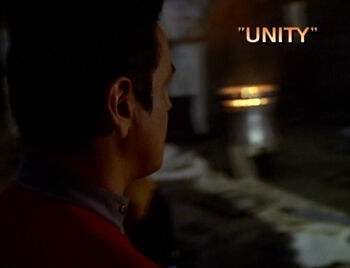 Unity title card