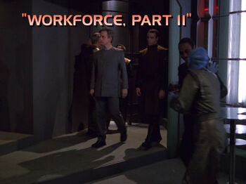 Workforce, Part II title card