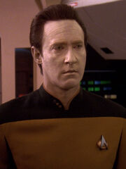 Data in Picards alternativem Leben