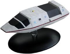 Eaglemoss Starfleet Air Tram