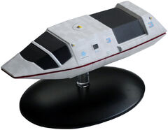 Eaglemoss Starfleet Air Tram