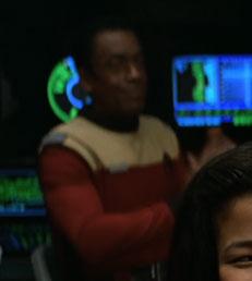 ...as an <i>Enterprise</i>-B crewman