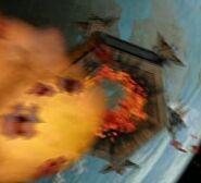Isokinetic cannon hole