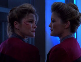 Janeway meets Janeway