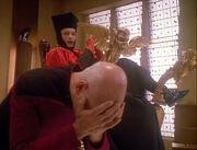 Picard ist verzweifelt