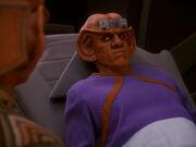 Quark schwer verletzt