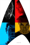 Star Trek Comic Con Poster