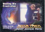 Star Trek Deep Space Nine - Series Premiere Card 18