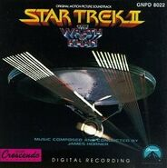 Star Trek II- The Wrath Of Khan Soundtrack Cover