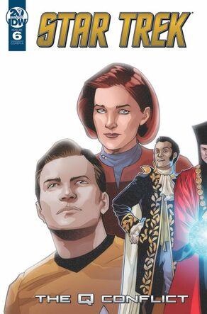 Star Trek The Q Conflict issue 6 cover A.jpg