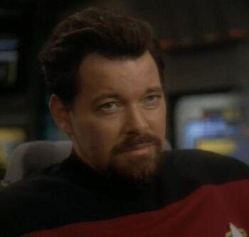 """W. Thomas Riker (<a href=""""/wiki/2371"""" title=""""2371"""">2371</a>)"""