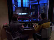 Warp core maintenance