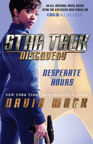 Cover of Desperate Hours