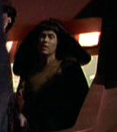 ...as a Vulcan officer