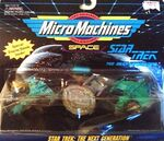 Galoob Star Trek MicroMachines no.66104