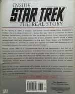 Inside Star Trek paperback back cover