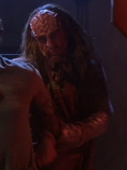 Klingonischer Wächter 2 Qu'Vat-Kolonie