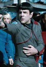 Spock Standarduniform 2160er