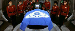 Spock funeral