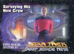 Star Trek Deep Space Nine - Series Premiere Card 3