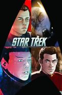 Star Trek Movie Adaptation tpb cover