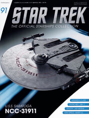 Star Trek Official Starships Collection issue 91