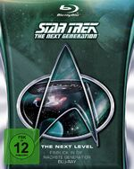 TNG Next Level Blu-ray cover (German)
