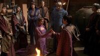 Vulcan marriage ceremony