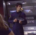 Vulcan officer 1 ISS Enterprise