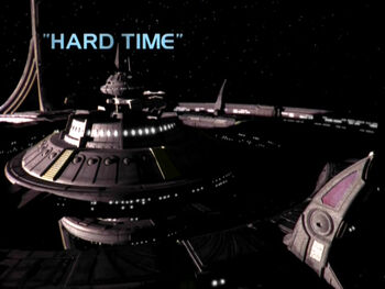 Hard Time title card