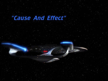 Cause and Effect title card