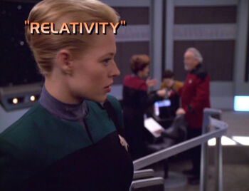 Relativity title card