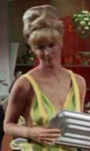 Deep Space Station K-7 blonde waitress, TOS
