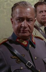 Ekosian Wehrmacht general