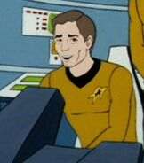 Huron lieutenant, male