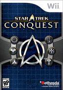 Star Trek Conquest Wii cover