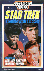 TOS Trouble with Tribbles UK Pre Cert Video