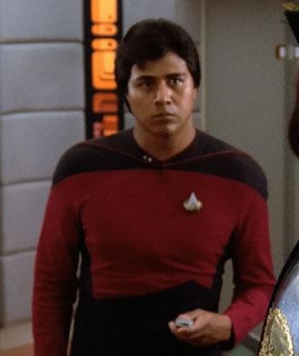 Lieutenant Torres