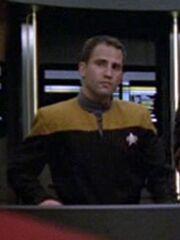 Transporterchief USS Voyager 2376