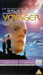 VOY 3.1 UK VHS cover
