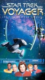 VOY 6.5 UK VHS cover