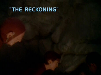 The Reckoning title card
