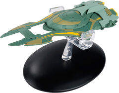 Eaglemoss 137 Xindi-Humanoid Ship